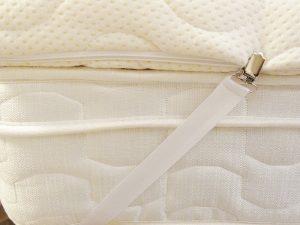 stop mattress topper sliding